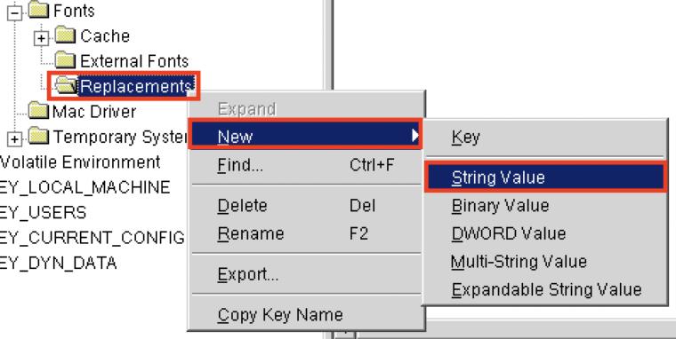 String Value XM MT4