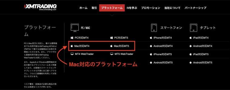 Mac MT4 MT5